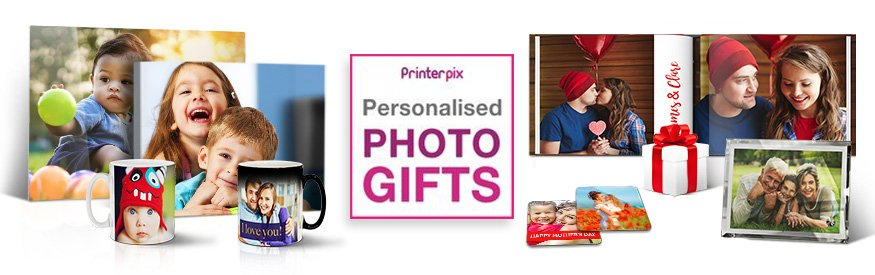 Save On Personalised Photo gifts